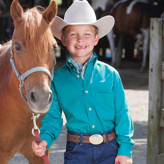 Boys' Western Wear