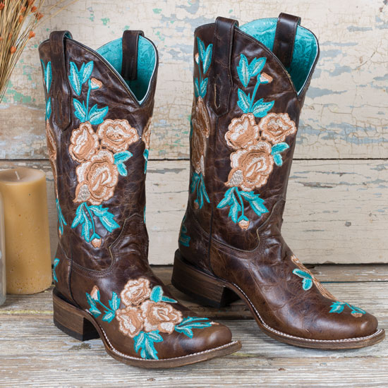 Men S And Women S Western Cowboy Boots