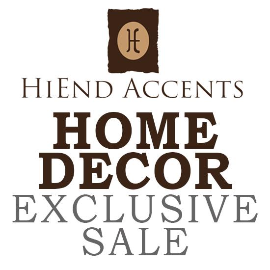 HiEnd Accents Sale