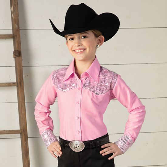 Kids' Western Show Clothing