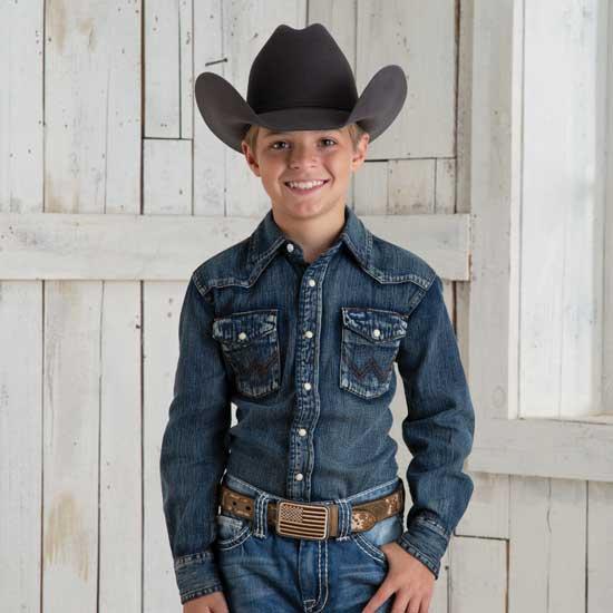 3b2ade54c64f3 Kids' Western Wear