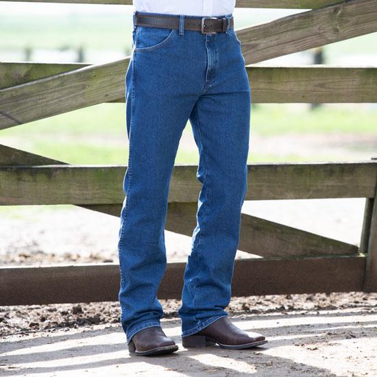 Wrangler Boys Cowboy Cut Active Flex Original Fit Jean