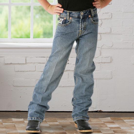 Cinch Boys' White Label Jeans (Sizes 8-18)