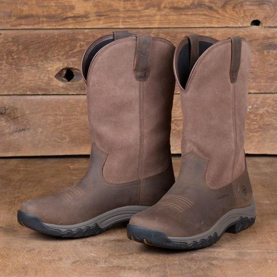 Ariat Brown Terrain Pull On Boot