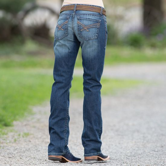 Cinch Ada Cheyenne Relaxed Fit Jeans
