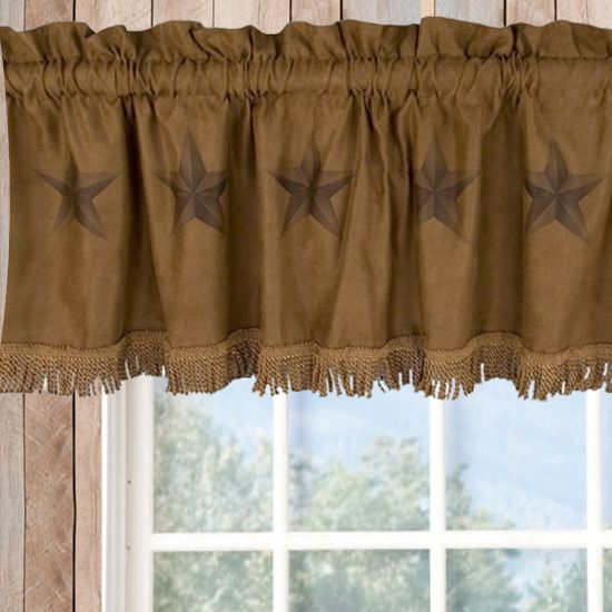 HiEnd Star of the West Valance