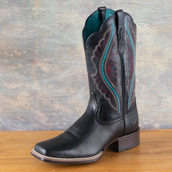 Ariat True Black Primetime Boots