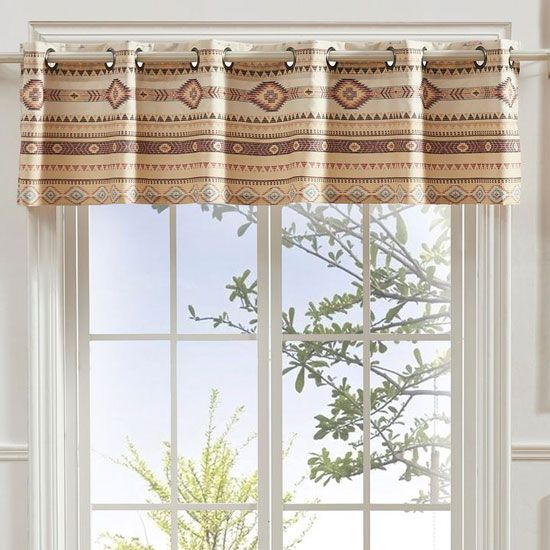 Indian Summer Valance