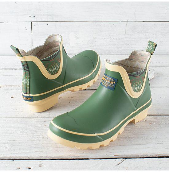 Pendleton Diamond River Chelsea Boots