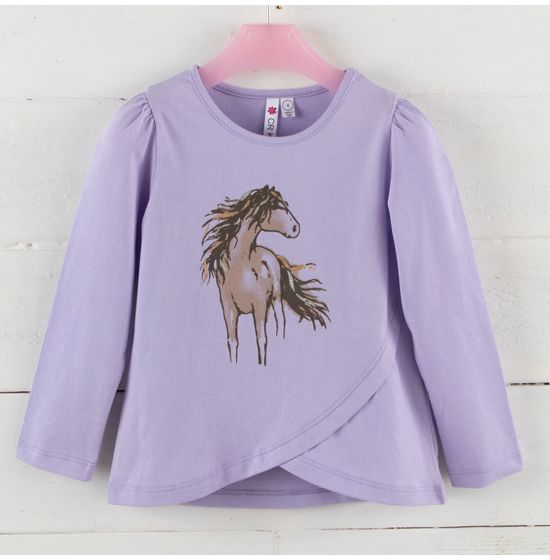 In The Wind Horse Infant & Toddler Top