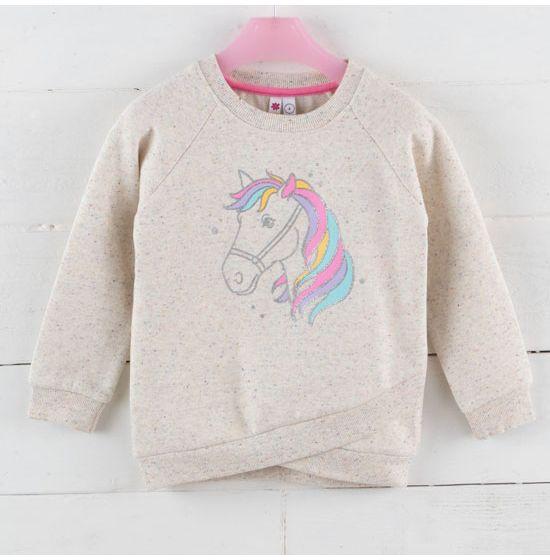 Inspirational Horse Girls' Top