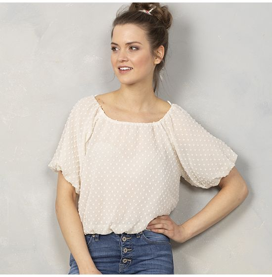 Country Grace Dotty Dreams Top