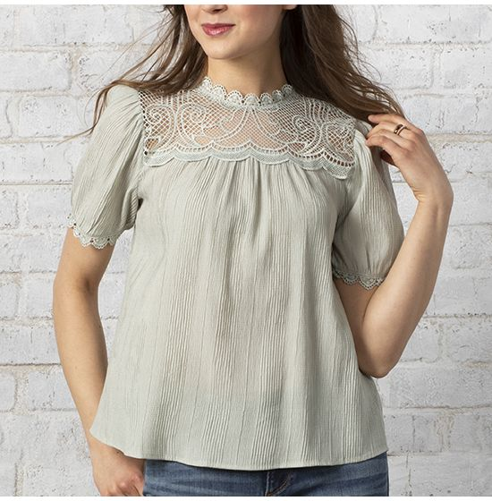 Country Grace Darling Perfection Top